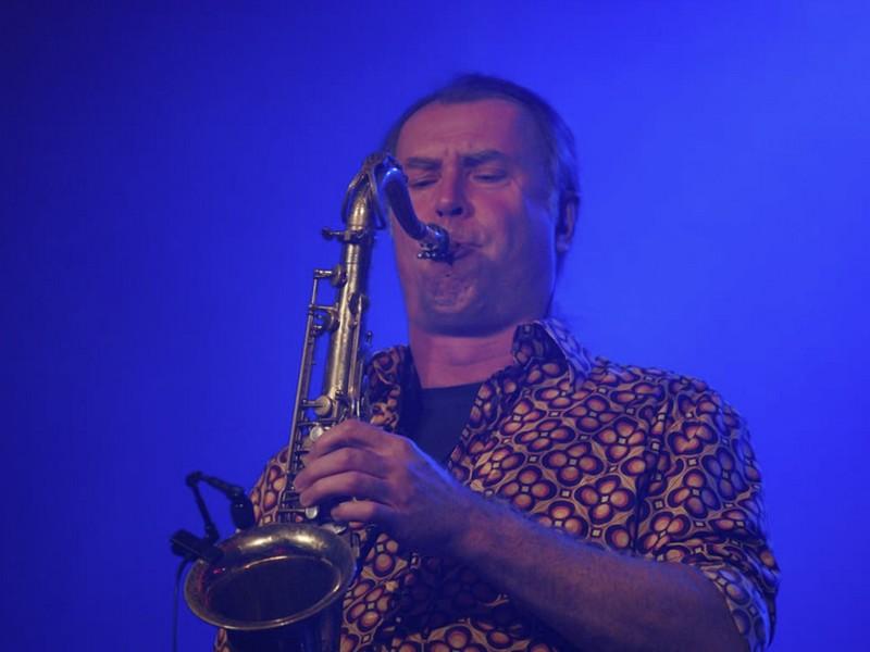 Rainer Ackermann sax.